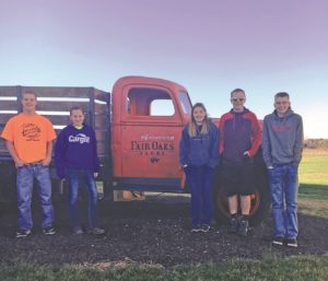 Brodhead FFA members attend National Convention