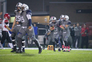 Clinton Cougars Claim Second Round Play-Off Game