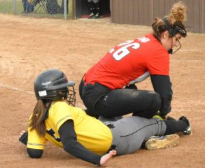 Lady Cardinals fall to East Troy