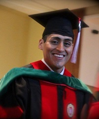 Area man receives MD degree