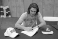 Brodhead pitcher inks Division I commitment Brockwell sets sights on baseball draft