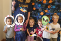 SUBMITTED PHOTO The Independent-Register Recently retired librarian Laurie Thill took story time participants on many reading adventures over her 20 years at Albertson Memorial Library in Albany.