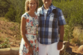 PHOTO SUBMITTED The Independent-Register Lenny Lueck and his wife, Tracy, both are retiring from the Brodhead School District. He served as su-perintendent for eight years after serving as Brodhead High School principal. She was an administrative as-sistant for 13 years.