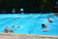 MARY HOOKHAM PHOTO The Independent-Register Students on the BLAST swim team practice laps in the pool in Brodhead on a hot July afternoon.
